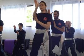 élèves-cours de wing chun-Rueil-Malmaison